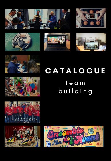 catalogue team building 2020