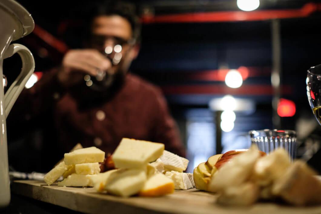 team building degustation vin et fromage