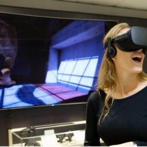 animation événementielle simulateur oculus rift
