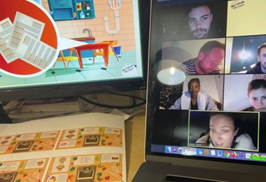 escape game en ligne
