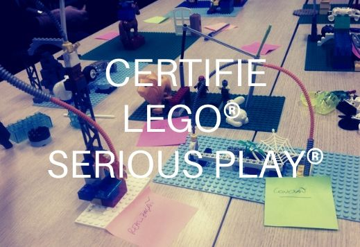teambuilding lego serious play