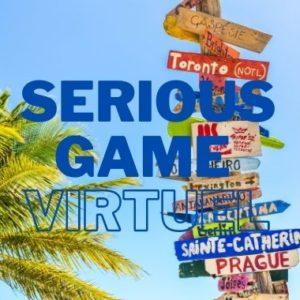 serious game virtuel Tour du monde