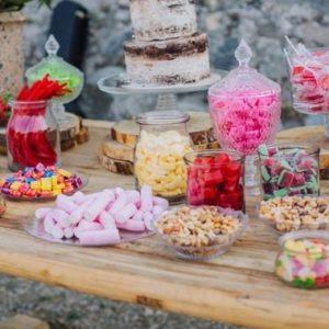 animation bonbons entreprise